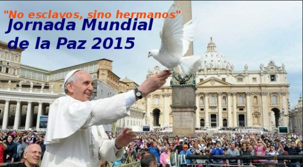 Jornada Mundial Paz 2015